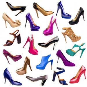 many High Heels