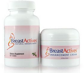 Breast Actives product