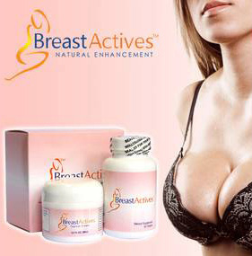 Breast Actives poster