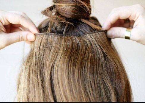 hair extnsion
